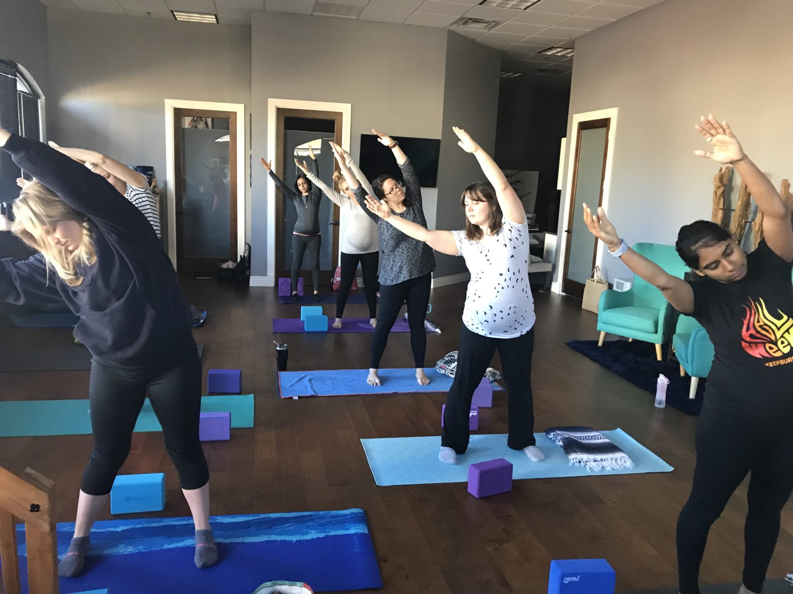 Frisco Yoga Classes