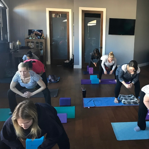 PRENATAL YOGA 6 WEEKS SERIES